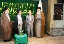 جلسه رسمی حسینیه قرآن و عترت بنیاد قرآن در سال 1399